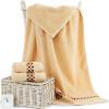 Санли Хлопок Патч Решетка Шарф Полотенце / Полотенце / Банное полотенце Подарочная коробка Набор из 3 полотенце набор хлопок 1017235