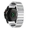 Браслет браслета браслета из нержавеющей стали для Garmin Fenix 3 / Fenix 3 HR / Fenix 5X Smart Watch led 3 5x