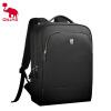 Сумка Сумка для бизнеса Backpack OIWAS Водонепроницаемая сумка для компьютера Повседневная 18L Black рюкзак thule enroute backpack 18l yellow tebp215mko