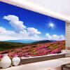 Пользовательские фото стены Бумага 3D Природный ландшафт Большие фрески Обои для гостиной Фон Домашний декор Murales Para Pared 3D