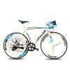 изгиб ручкисоревнованияхтвердые шинышоссевелосипед 2pcs горный велосипед шины шины рычаг открывалка прокол repair tool