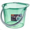[Jingdong супермаркет] Длинные Шида (longstar) толщина пластикового ведра подъема ведра наружного бак бак для стирки ванночка ноги 10L основной L-1297 Зеленый