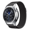 22mm Milanese Loop Регулируемые ленты для замены нержавеющей стали для Samsung Gear S3 Classic / S3 Frontier Smart Watch butterfly buckle ceramic wristband for samsung gear s3 strap for gear s3 classic r770 s3 frontier r760 watch band 22mm