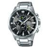 Casio (CASIO) часы EDIFICE серия бизнес мода кварцевые мужские часы EFR-303D-1A мужские часы casio f 201w 1a