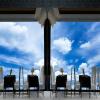 HD Blue Sky White Clouds Classic Photo Wallpaper Гостиная Ресторан Современный простой интерьер Декор 3D Стерео Настенные обои blue sky чаша северный олень