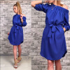 Lovaru ™ 2017 Women Beach Party Wear Shirt Dress Украина Красная синяя зеленая косая шея Loose Solid Cute Fashion Mini Dress Girl украина вибратор ив101 цена