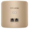 TP-LINK TL-AP300I-PoE шлифа 86 панели золота шампанского 300M беспроводной тип AP Enterprise POE блок питания управления AC доступа Wi-Fi Villa маршрутизатор беспроводной tp link td w8961n td w8961n adsl