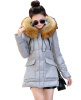 Новый Утолщенный Женщины Длинные Вниз Хлопка Мягкие Стеганые Куртки С Капюшоном Пальто И Пиджаки куртки женские стеганые купить оптом