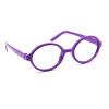 унисекс ретро - винтаж моды раунда овал очки очки рамы не линза