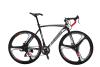 Дорожный велосипед XC550 21Speed Shimano Gears 700C Алюминий / Маг Колеса Дорожный велосипед Двойной дисковый тормоз 54 см Велосипед