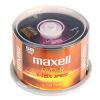Maxell (Maxell) DVD-R 16 тайваньский скорость 4,7 г классический черный серии фиолетовый узор диски SIM-бочка 50 джой dvd