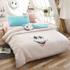 Brata три образцарукав постельное белье хлопкаиспользованияsuite односпальная кровать yierman кровать чистое постельное белье из хлопка кровать обложка кровать