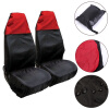 Premium Waterproof Bucket Seat Cover (1 Piece) Universal Fit for Most of Cars Trucks Suvs Black Car Seat Protector