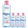 LOREAL Triple Cleansing Facial Cleansing Magic Water Set (Double 400ml + 95mlx3 (Random Hair))