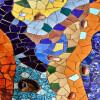 Бесплатная доставка Абстрактные цветные блоки stone3D на нижнем этаже украшают высококачественные обои для ванной комнаты mural250cmx200cm хочу квартиру на 16 этаже в жк панорама