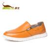 Kang Longloft обувь мужской ленивый обувь бизнес случайные наборы футов удобная обувь мужчина черный 281122003 42 ярдов столовые наборы
