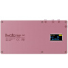Iwata LED GL-01 Портативная световая фотосъемка Light Light Light Fill Light Pink дополнительная фара gofl glare of light gl 0470 3311