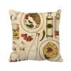 италия - диета примером таможенного площадь бросить подушку включить подушки покрытия дома диван декор подарок