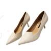 узкая обувь из искусственной кожи из синтетической кожи PU обувь из кожи на самуи где