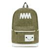 Открытый рюкзак Рюкзак школьной школы Эможи Повседневный рюкзак Сумка для путешествий рюкзак juicy сouture рюкзак