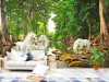 Пользовательские 3d-росписи обои гостиной диван большой росписи ТВ фон обои обои Европейский Единорог обои фрески обои