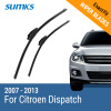 SUMKS Wiper Blades for Citroen Dispatch 28&20 Fit Hook Arms 2007 2008 2009 2010 2011 2012 2013 kyb car left shock absorber 338048 for citroen lifan 520 auto parts
