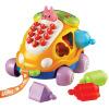 Auby Обучающие игрушки Электронный телефон машины  Детские кубики