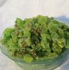 Fruit tea fruit kernels Kiwi fruit kiwi fruit F255 good dried organic kiwi fruit juice powder 1kg