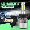 1 Pair H4 Led H7 H11 H1 H3 9005/HB3 9006/HB4 Led Car light H8 H9 Auto Bulb Headlight 6000K корсет с черным узором 42 44