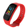 умный Браслет Фитнес трекер сердечного ритма Мониторы смарт-браслет Водонепроницаемый Smart Band трекер часы