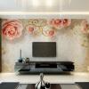 Пользовательские обои для фото в европейском стиле 3D обои для гостиной для гостиной