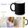 shakira 350ml / 12oz Heat Reveal Mug Color Change Чашка кофе Чувствительные морфинг-кружки Волшебная чашка для чайных чашек термокружки mighty mug непадающий тамблер mm mini 12oz