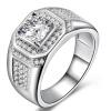 Фото 1.6CT Size 8 To 15 Jewelry Ruby,Topaz,Sapphire/Garnet Zircon stones 10KT Man
