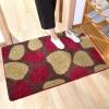 Богатый рейтинг (FOOJO) нескользящие коврики для вытирания ног чистки стеганое коврик 100 * 150см богатый рейтинг foojo кухня моющийся нескользящие коврики для вытирания ног 45 120см черный фон с синими цветами