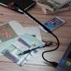 гибкие USB 10led огня света для ноутбука ноутбук PC чтения ночью сумка для ноутбука pc pet pcp a9015bk