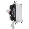 Aputure Softbox Easy EZ Box Diffuser Kit для светильников Amaran LED AL-528 и HR-672 aputure amaran al 528c 15w 630lm 3200 5500k 528 led video light panels black us plug