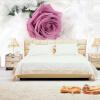 Пользовательские обои для фото Европейский стиль Романтический цветок 3D-росписи Брак Комната Спальня Гостиная Нетканые печатные обои 3D пользовательские обои для фото европейский стиль романтический цветок 3d росписи брак комната спальня гостиная нетканые печатные обои 3d