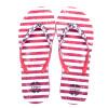 Прохладный coqui флип-флоп противоскользящие ножки напольные холодные сандалии домашние сандалии для ванной салфетки красный 44 метров MSP-3011