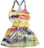 Lovaru ™2 015 Новая мода горячей продажи летом стиль печати мини-платье без рукавов платье платье Повседневный сексуальное платье