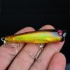 Vanker АБС мини рыбы типа рыболовные приманки рыболовные снасти crankbait crank приманки металлические Крючки Х1