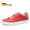 Kang Long спортивный досуг корейская версия тарелки обувь кроссовки прилива обувь красный 283112012 39 метров лонгслив спортивный under armour under armour un001emabpr9