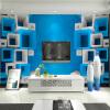 Пользовательские 3d-росписи в европейском стиле гостиная ТВ фон обои росписи 3D-роспись спальни пользовательские 3d росписи европейского стиля спальни обои 3d стерео большой росписи тв фон нетканые обои