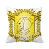 coate ивуар герб страны площадь бросить подушку включить подушки покрытия дома диван декор подарок шатура диван лондон рогожка бежевая 2 подушки в подарок