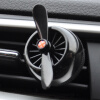 Car Air Conditioner Outlet Vent Clip Mini Fan Aircraft Head Air Freshener Perfume Fragrance Scent inner Aromatherapy 16 4d356 car air outlet solid incense fragrant grains mint scent 2 pcs