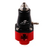 racing Universal Red and Black Anodized 3-65 psi Bypass fuel injection pressure regulator