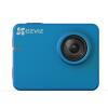 Флюорит (EZVIZ) S2 Спортивная камера Driving Edition 1080P HD Driving Recorder wifi Подключение 150 градусов Широкий угол (синий) флюорит ezviz cs n1w 208 2tb 8 полосная беспроводная сеть nvr видео видеонаблюдение миллионов hd цифровой хост
