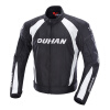 DUHAN Men's Motorcycle Jacket Moto Windproof Racing Jacket Clothing Защитное снаряжение с пятью защитными гвардейскими мотоциклетн duhan motorcycle jacket men equipment summer breathable motorbike jacket motocross off road jaqueta cloth racing moto
