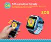 Elegance GPS передатчик GPS - умные дети с камерой умный малыш часы для Android и iOS смартфона часы SOS призыв