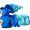 100% Шелковая вуаль Цветные 180 см Женщины Вентилятор для живота Танцевальные вуали 2pcs Королевский синий + смешанные цвета мицелий грибов шампиньон королевский субстрат объем 60 мл