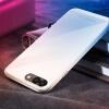 Feichuang Apple iPhone7 / 8 Plus защитная крышка iphone мобильный телефон защита раковина зеркало закаленное стекло раковина белый защитная раковина